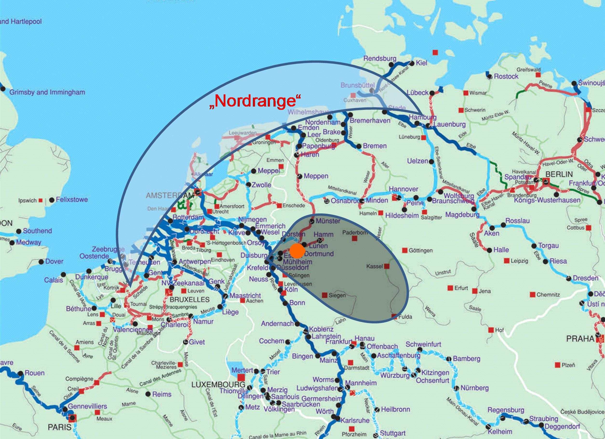 Logistics Dortmund Hafen 21